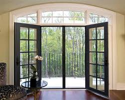 french patio doors with screens style