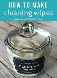 easy all natural essential oil cleaning wipes for kitchen counters ping carts sinks