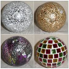 Decorative Mosaic Balls