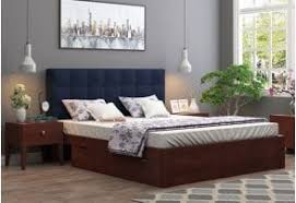 upholstered beds for sale.  Beds Buy Queen Size Bed With Fabric Upholstery In Pune And Upholstered Beds For Sale N