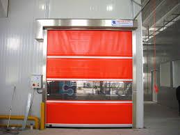 industrial garage doorsRolling Shutter Gate  High Speed Industrial Garage Doors