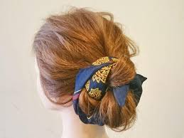 海やプールで差をつける簡単ルーズで可愛いまとめ髪特集マシマロ