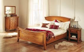 Solid Ash Bedroom Furniture Lincoln Solid Ash 5 King Size Headboard Oak Furniture Uk