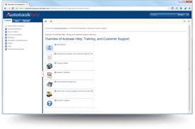 screenshot of autotask s context sensitive html5 based help