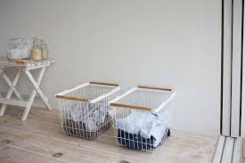 Pretty Laundry Baskets Beauteous 32 Laundry Baskets You'll Actually Want To Keep Out HGTV's