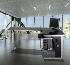glass corner office desk. Glass Corner Office Desk