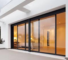 doors outstanding exterior sliding door sliding glass doors repair copiar crop and lined glass wall