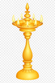 Free Png Download Indian Deco Candlestick Png Clipart Oil Lamp