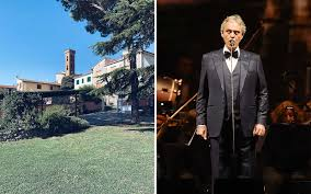 As a child, andrea bocelli learned to play the piano, flute and saxophone. You Can Visit Andrea Bocelli S Family Vineyard In Tuscany And Even Record Your Own Song In His Studio Travel Leisure