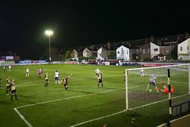 The result ended city's dream of an unprecedented quadruple of titles, but fernandinho said they were beaten by the better side. Non League Club Marine Fc Sold 30 000 Tickets To An Fa Cup Match Played Behind Closed Doors Abc News