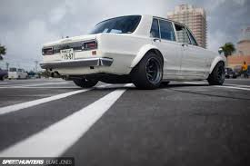 This Hakosuka Is A Part Of The Family Speedhunters