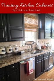 kitchens with painted black cabinets. Brilliant Kitchens How To Paint Raised Paneled Doorsd Lawless Hardwaregeneral Finishes Lamp Black  Paintblack Kitchen Cabinets On Kitchens With Painted Black Cabinets O