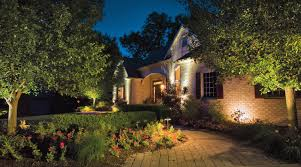 Outdoor Landscape Lighting Economical And Beautiful Outdoor Landscape Lighting Services