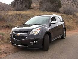2013 Chevrolet Equinox AWD Drive & Review - YouTube