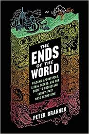world volcanic apocalypses lethal oceans and our quest to understand earth s past m extinctions peter brannen 9780062364807 amazon books