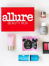 the 2016 allure best of beauty box