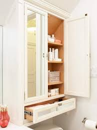 cabinets over toilet in bathroom. small bathroom design ideas: storage over the toilet cabinets in