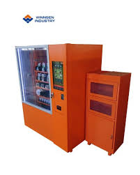 Credit Card Vending Machines Safe Fascinating China Safety Camera Installed Beverage Vending Machine With Coin