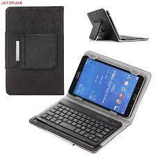 JKTYPUAK 8 Inch Tablet Yang Universal Removable Nirkabel Bluetooth Keyboard  Folio PU Kulit Berdiri Case untuk DELL Venue 8 Pro/venue 8|8 inch|bluetooth  keyboard casekeyboard case for tablet - AliExpress