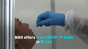 ngo offers free covid 19 tests in