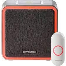 Honeywell Home Series <b>9</b>: <b>Wireless</b> Portable <b>Doorbell</b> with Halo ...