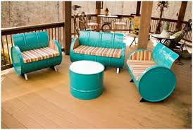 10 Ideas Under 200 To Decorate With Recycled Outdoor Furniture Outdoor Furniture Recycled