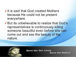 save a girl child 13