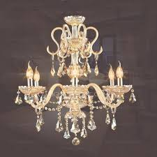 champagne color crystal material large chandeliers for have to do with colored crystal chandelier
