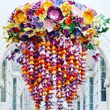 Design Sponge Paper Flowers 26 Paper Flower Artists To Follow On Instagram Design