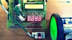 digital tachometer using 8051 microcontroller contactless digital tachometer using 8051 microcontroller