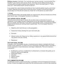 Stimulating Hybrid Resume Template Free Fishingstudio Com