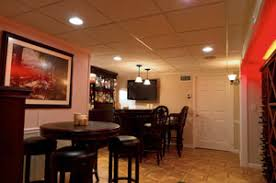 Contemporary Basement Ideas For Men Brilliant Man Cave Designs Inside Perfect