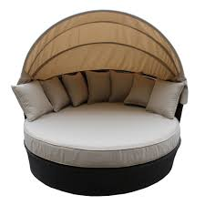 endearing round outdoor daybeds lowe s canada duluthhomeloan interior and home fascinating patio daybed furniture wicker