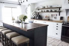 10 Beautiful Modern Farmhouse Kitchens Mommy Thrives