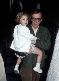 woody allen s son blasts him as a child molester national enquirer ronan s lengthy essay includes troubling accusations from his own childhood spent growing up woody seen here dylan explaining why he s never
