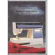 Sewing Machine Husqvarna Manuals