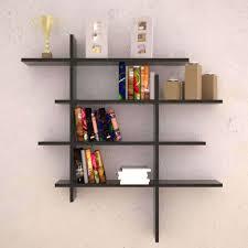 decorative wall shelves bookworm amazing