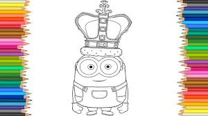 Minions Coloring Pages L Coloring Book