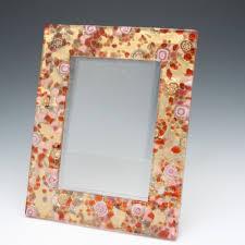 enjoy the venetian glass photo frame frames based gold venetian glass craftsmanship