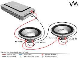 wiring diagram for 3 dvc 4 ohm mono amp wiring diagram mega wiring diagram for 3 dvc 4 ohm mono amp wiring diagram expert wiring diagram for 3 dvc 4 ohm mono amp