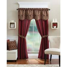 better homes and garden curtains. Fine Homes Better Homes And Gardens Medallion 5Piece Curtain Panel Set Brick Intended And Garden Curtains