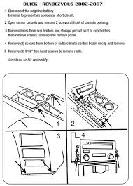 buick rendezvous abs wiring diagram buick wiring diagrams