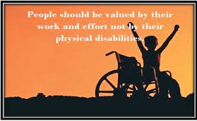 Disability Quotes Stunning World Disability Day Speech Disability Awareness Week Quotes