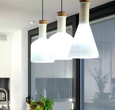 white glass bottle pendant light ceiling lamp fixture e27 led new glass bottle pendant light clear
