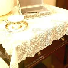 side table cloth tablecloth for small round side table designs seaside tablecloth