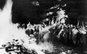 don t this book a history of literary censorship a nazi book burning photo getty