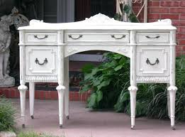 shabby chic office desk. Shabby Chic Office Decor French Style Furniture White Home Desk . M