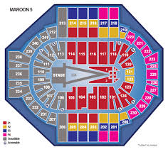 Comcast Theatre Hartford Ct Seating Chart Maroon 5 Xl Center