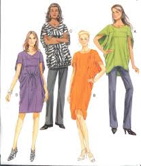 Butterick Plus Size Patterns Enchanting Butterick Sewing Pattern Misses Women Dresses And Tops W Plus Size