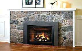 ventless propane gas fireplace insert logs a in home depot best natural ideas on pertaining to